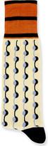 Marni Abstract-print cotton socks