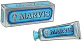 Marvis Aquatic Mint Travel Toothpaste 25ml