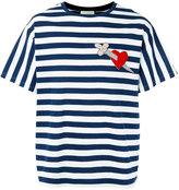 Gucci heart dagger T-shirt - men - Cotton - S