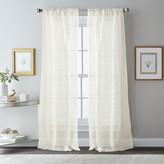 "CHF Hailey 84"" Poletop Window Curtain"