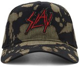 Forever 21 FOREVER 21+ Dope Bleached Slay Patch Cap