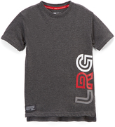 Lrg Dark Heather Gray 'LRG Research' Crewneck Tee - Boys