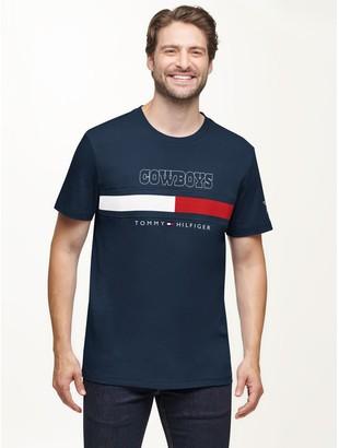 Tommy Hilfiger Dallas Cowboys Flag T-Shirt