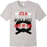 Kids Funny Taekwondo Shirt Karate Its A Black Belt Kind Of Day 8