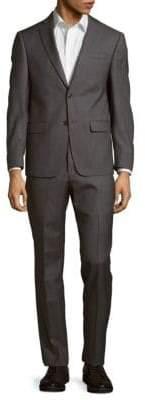 Michael Kors Solid Wool Suit