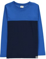 Mads Norgaard Toldino Two-Tone T-Shirt