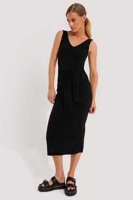 Trendyol Knitted Sleeveless Midi Dress