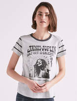 Lucky Brand Janis Joplin Tee