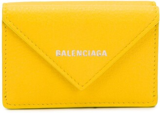 Balenciaga Paper mini wallet