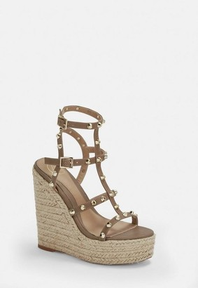 Missguided Dome Stud Wedges