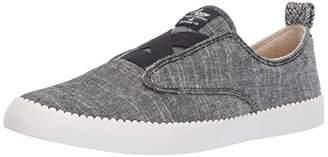 Roxy Women's Shaka Elastic Platform Sneaker Shoe