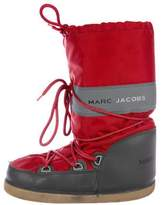 Marc by Marc Jacobs Lace-Up Snow Boots