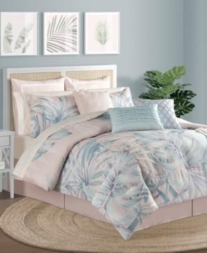 Sunham Paradise 14-Pc. Queen Comforter Set Bedding