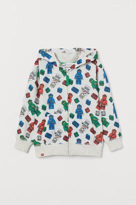H&M Patterned hoodie