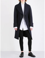 Burberry Relaxed-fit Cashmere-blend Peacoat