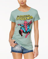 Marvel Juniors' The Amazing Spider-Man Graphic Tunic T-Shirt