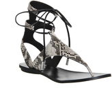 KENDALL + KYLIE Kendall - Kylie Faris Ankle Tie Sandals