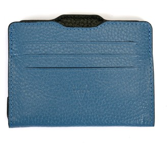 Atelier Hiva Double Card Holder Deep Blue & Black