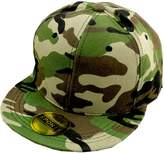 KitMax Military Army Camouflage Hip Hop Snapback Cap