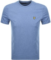 Lyle & Scott Crew Neck T Shirt Blue