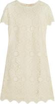Tory Burch Trixy crocheted cotton-lace dress