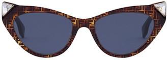 Fendi Eyewear Iridia sunglasses
