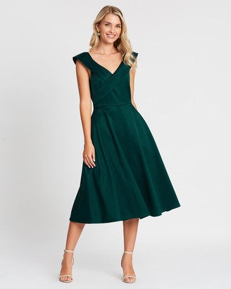 Review Savannah Dress