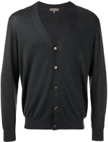N.Peal button up cardigan - men - Silk/Cashmere - M