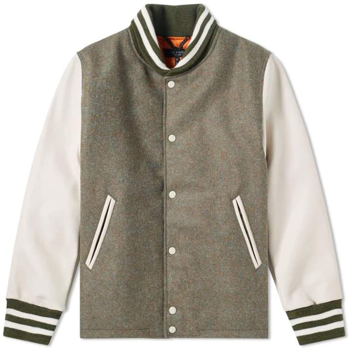 Rag & Bone x Golden Bear Varsity Jacket