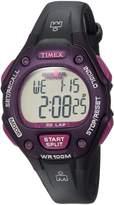 Timex Women's TWH2Z8210 Ironman Classic 30 Mid-Size Resin Strap Watch