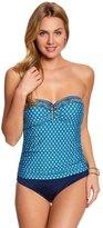 Jantzen Wow Factor Bandeau One Piece Swimsuit 8150178