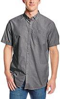 Billabong Men's All Day Short-Sleeve Woven Shirt
