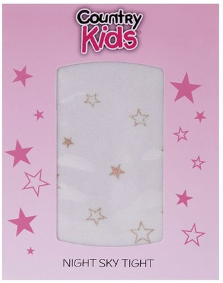 Country Kids Night Sky Tights