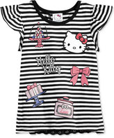 Hello Kitty Layered-Look Graphic T-Shirt, Toddler Girls (2T-4T) & Little Girls (2-6X)