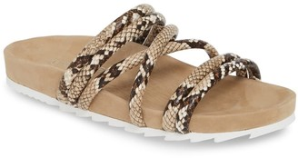J/Slides Tess Strappy Slide Sandal