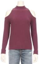 360 Sweater Gianna Cold Shoulder Sweater