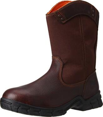 Timberland Men's Excave Wellington Steel Toe Work Shoe