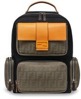 Fendi FF motif large backpack