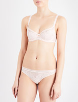 Triumph Beauty-Full Darling lace and mesh full-up bra