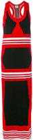 Laneus shift maxi dress