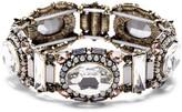 Sole Society Stone Deco Stretch Bracelet