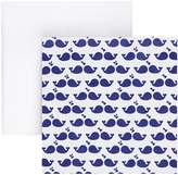 Sleeping Partners Tadpoles 2 Piece Microfiber Fitted Sheets