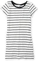 Splendid Girls 7-16) Striped Open Back Tunic