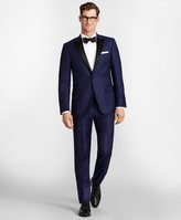 Brooks Brothers Regent Fit One-Button Navy 1818 Tuxedo