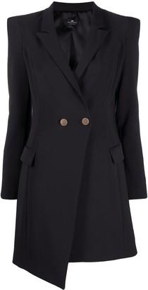 Elisabetta Franchi Double-Breasted Blazer Dress