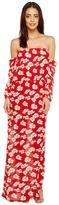 Brigitte Bailey Ruby Off the Shoulder Maxi Dress Women's Dress