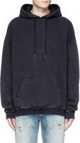 R 13 Washed hoodie