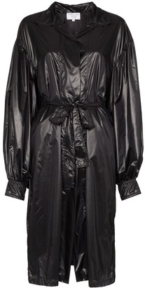 Collina Strada bin-bag style trench coat