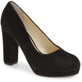 Bettye Muller Women's 'Moon' Platform Pump