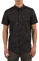 Volcom Men's Primitive Noize Print Shirt